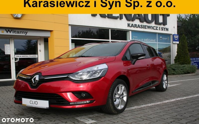 Renault CLIO 0.9 Energy TCe Limited 201